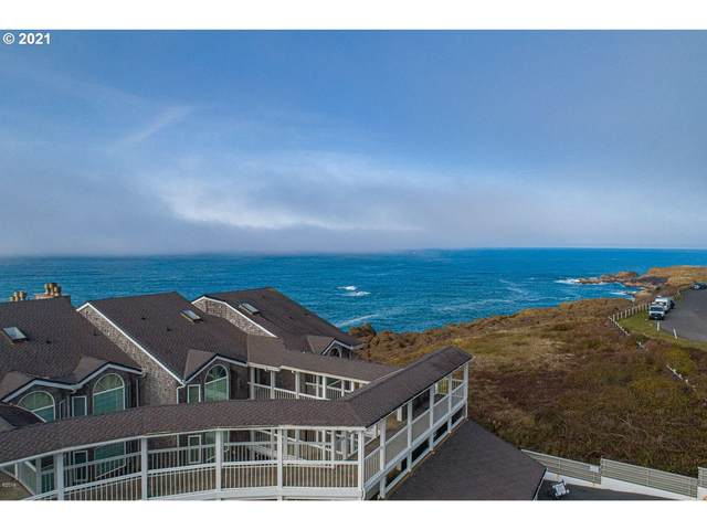 1123 N Hwy 101, Depoe Bay, OR 97341 (MLS #21562922) :: Townsend Jarvis Group Real Estate