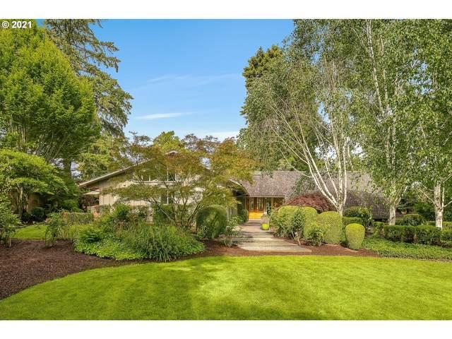 8940 SW Jamieson Rd, Portland, OR 97225 (MLS #21562963) :: Fox Real Estate Group
