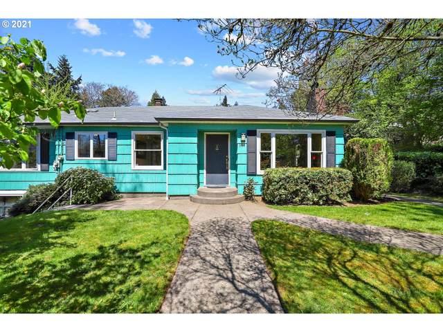 1911 SW Marigold St, Portland, OR 97219 (MLS #21562977) :: Coho Realty
