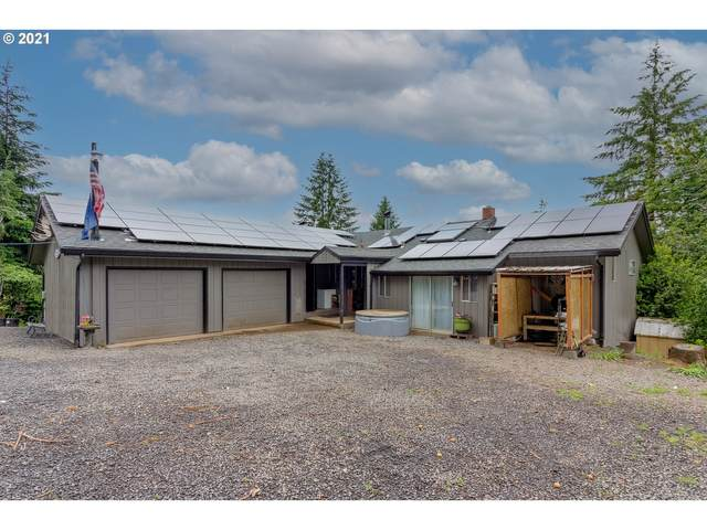 38762 S Sawtell Rd, Molalla, OR 97038 (MLS #21563035) :: Holdhusen Real Estate Group