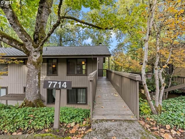 7714 SW Barnes Rd A, Portland, OR 97225 (MLS #21563309) :: McKillion Real Estate Group