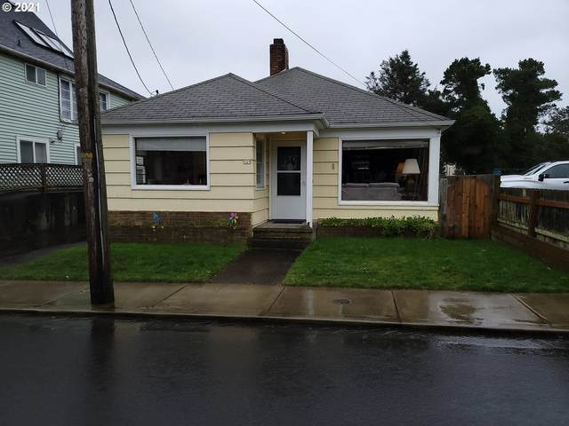 129 3rd Ave, Seaside, OR 97138 (MLS #21563603) :: Change Realty
