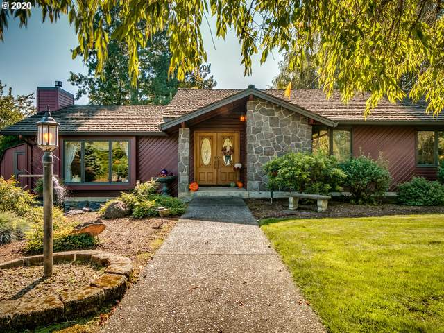 9804 S Macksburg Rd, Canby, OR 97013 (MLS #21563613) :: Fox Real Estate Group
