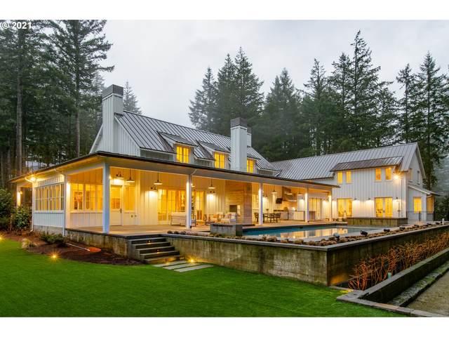 5350 NW Rubicon Ln, Portland, OR 97229 (MLS #21563684) :: Tim Shannon Realty, Inc.