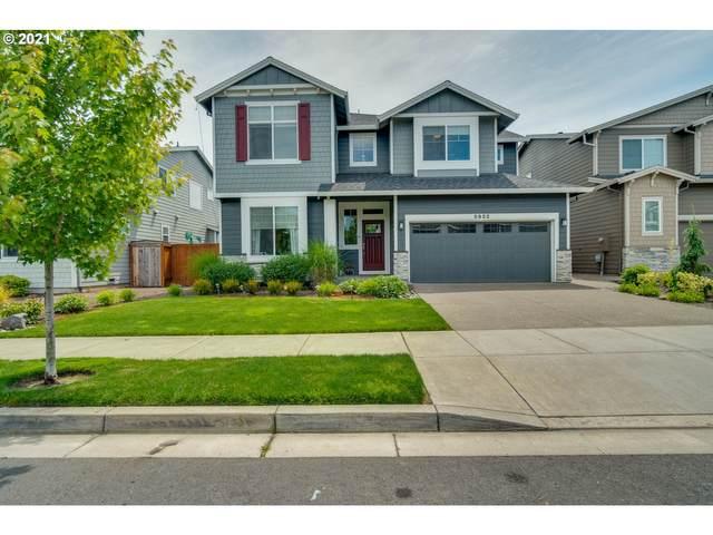 5952 NE Pohlman Dr, Hillsboro, OR 97124 (MLS #21563745) :: Brantley Christianson Real Estate