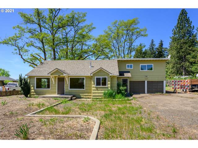 3509 N College St, Newberg, OR 97132 (MLS #21563983) :: The Pacific Group
