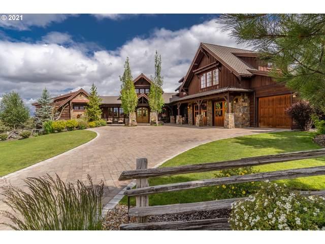 16570 SW Vaqueros Way, Powell Butte, OR 97753 (MLS #21564009) :: Stellar Realty Northwest