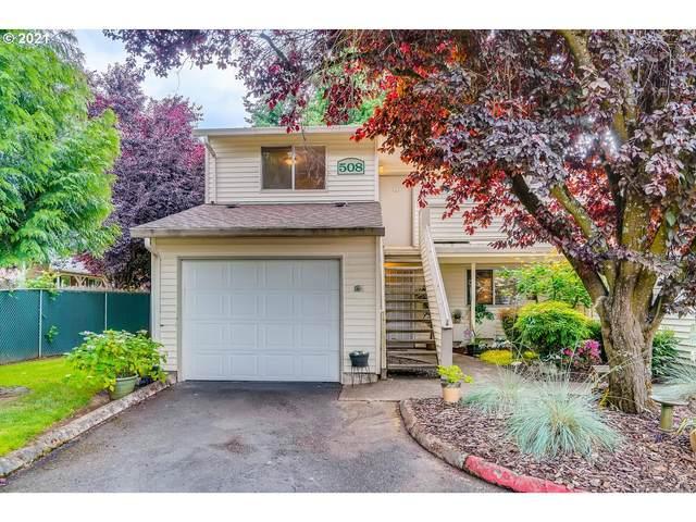 508 SE 157TH Ave #40, Vancouver, WA 98684 (MLS #21564115) :: McKillion Real Estate Group