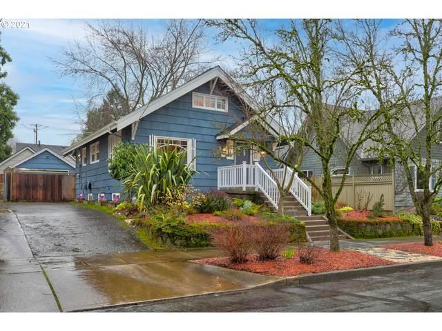 4415 NE 34TH Ave, Portland, OR 97211 (MLS #21564235) :: Premiere Property Group LLC