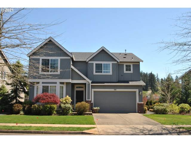 546 N Ironwood Dr, Newberg, OR 97132 (MLS #21564276) :: McKillion Real Estate Group