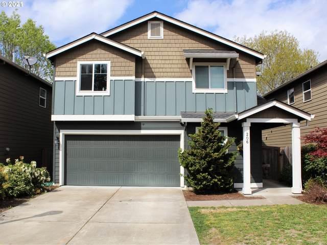 206 NE 52ND St, Vancouver, WA 98663 (MLS #21564422) :: Tim Shannon Realty, Inc.