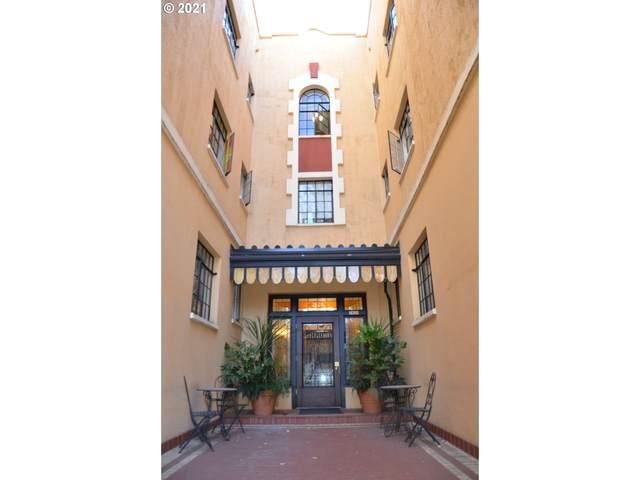 2829 SE Belmont St #304, Portland, OR 97214 (MLS #21564506) :: Real Tour Property Group