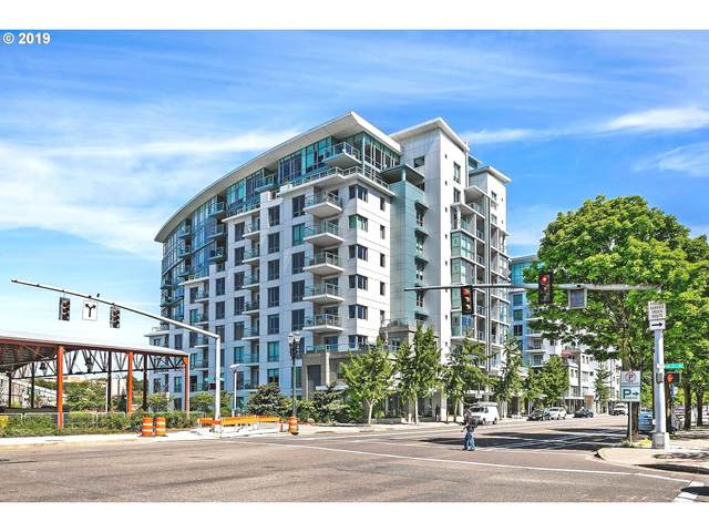 1310 NW Naito Pkwy #709, Portland, OR 97209 (MLS #21564568) :: Gustavo Group