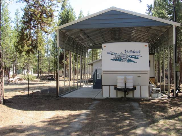 16161 South Dr, La Pine, OR 97739 (MLS #21564588) :: Song Real Estate