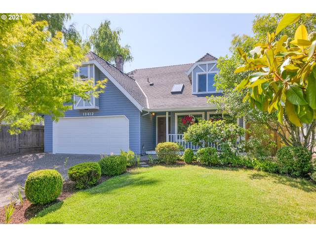 13412 SW Laurmont Ct, Tigard, OR 97223 (MLS #21565306) :: Premiere Property Group LLC