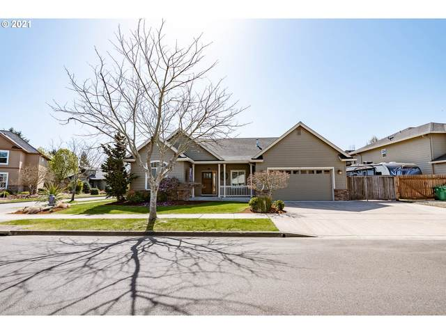 2671 Crowther Dr, Eugene, OR 97404 (MLS #21565486) :: The Haas Real Estate Team
