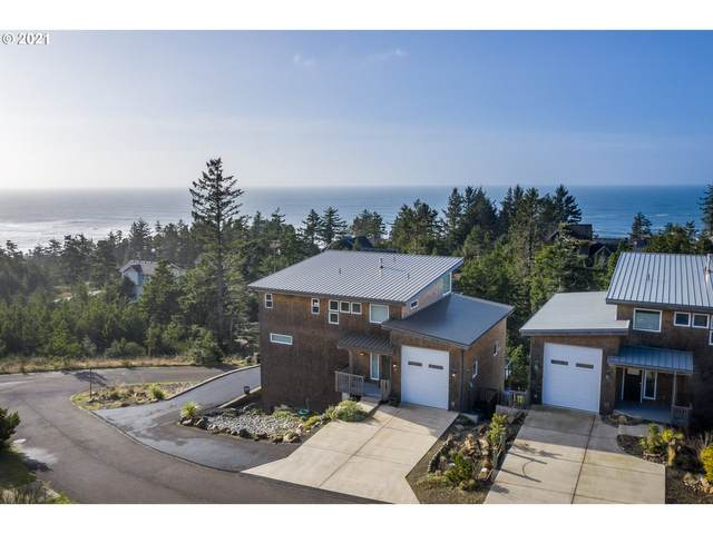 950 W Castle Pl, Oceanside, OR 97134 (MLS #21565605) :: Change Realty