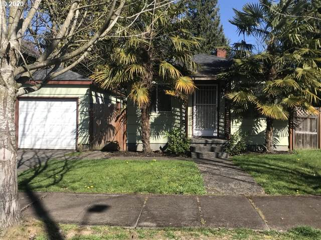 7136 NE 9TH Ave, Portland, OR 97211 (MLS #21565827) :: Next Home Realty Connection