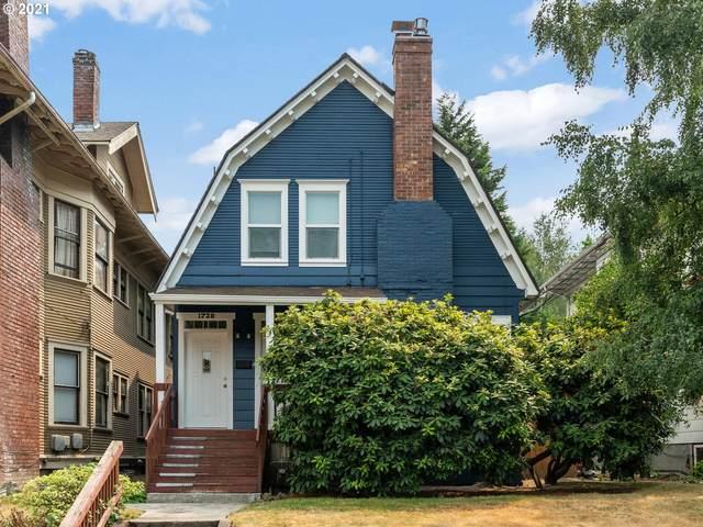 1726 SE Alder St, Portland, OR 97214 (MLS #21566234) :: Premiere Property Group LLC