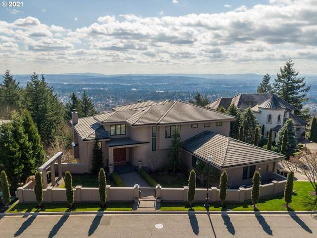 3767 NW Devoto Ln, Portland, OR 97229 (MLS #21566335) :: The Pacific Group
