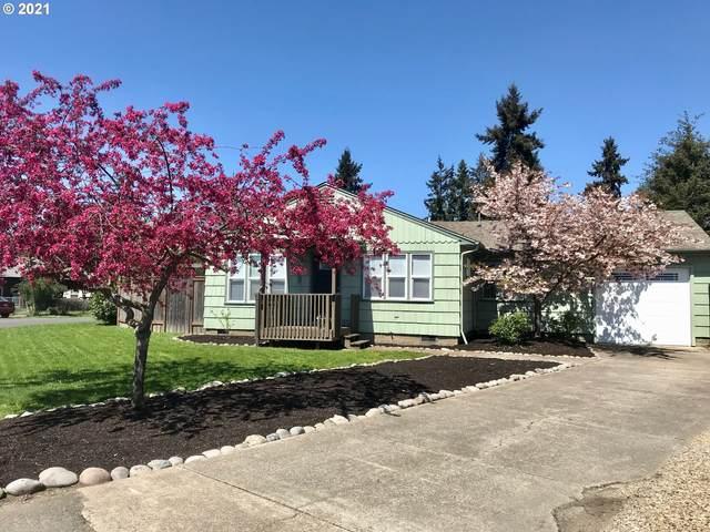 105 Knapp Ln, Eugene, OR 97404 (MLS #21566368) :: Keller Williams Portland Central