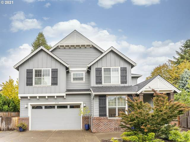 2130 5TH Ave, West Linn, OR 97068 (MLS #21566369) :: Windermere Crest Realty