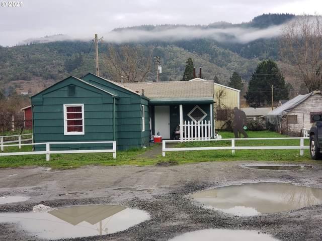1048 N Old Pacific Hwy, Myrtle Creek, OR 97457 (MLS #21566855) :: Beach Loop Realty