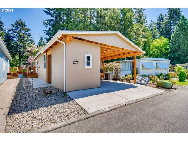 11491 SW Royal Villa Dr, Tigard, OR 97224 (MLS #21567134) :: The Pacific Group