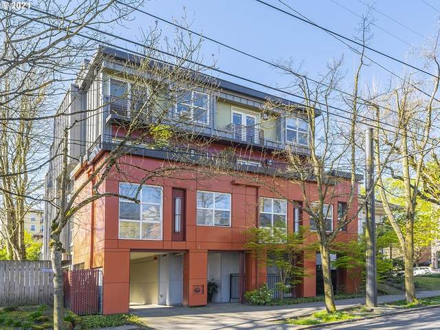 1974 NW Lovejoy St #3, Portland, OR 97209 (MLS #21567225) :: The Pacific Group