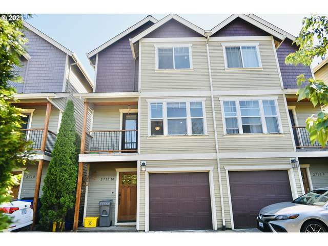 2710 SE 141ST Ave #10, Portland, OR 97236 (MLS #21567358) :: Real Tour Property Group