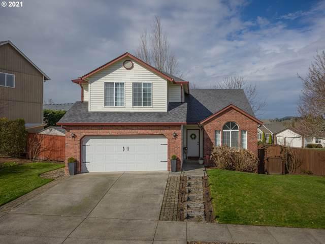3575 NW 32ND Ave, Camas, WA 98607 (MLS #21567897) :: Lucido Global Portland Vancouver