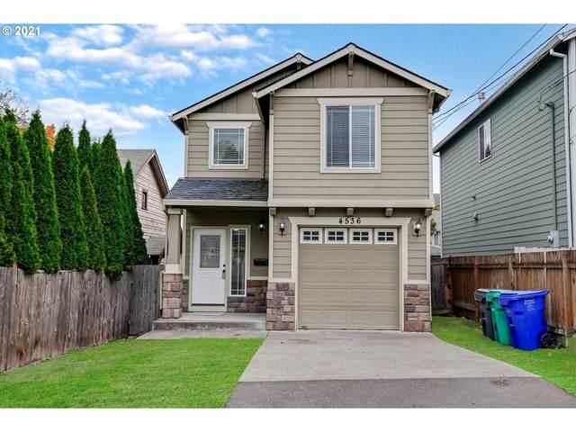 4536 NE 99TH Ave, Portland, OR 97220 (MLS #21567988) :: Brantley Christianson Real Estate