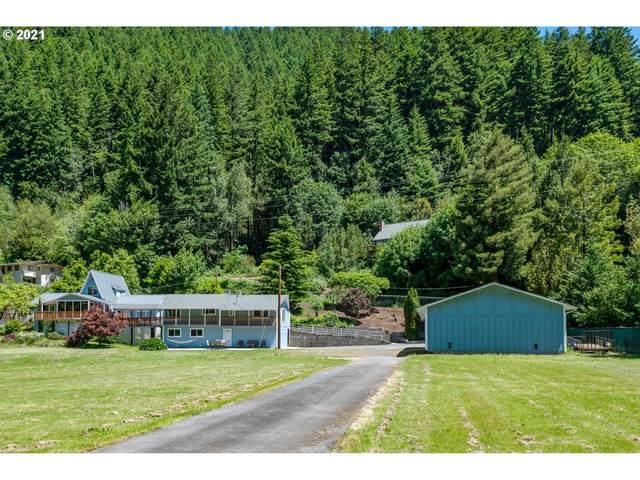 2078 Scottsburg West Rd, Scottsburg, OR 97473 (MLS #21568490) :: Townsend Jarvis Group Real Estate
