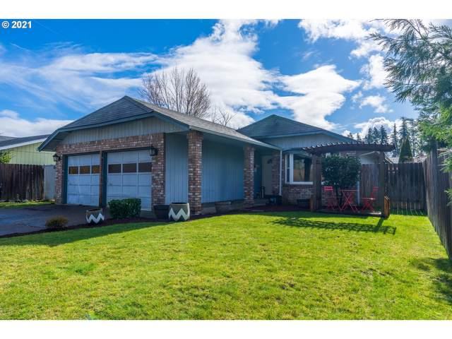4855 Camellia St, Springfield, OR 97477 (MLS #21568713) :: Duncan Real Estate Group