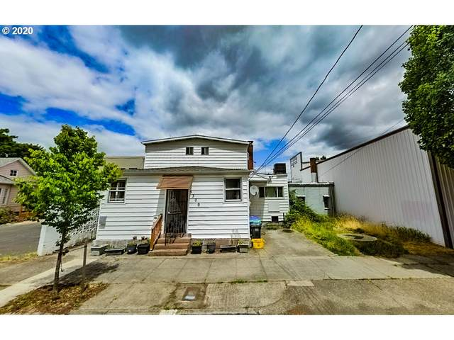 5308 SE Foster Rd, Portland, OR 97206 (MLS #21569008) :: Holdhusen Real Estate Group