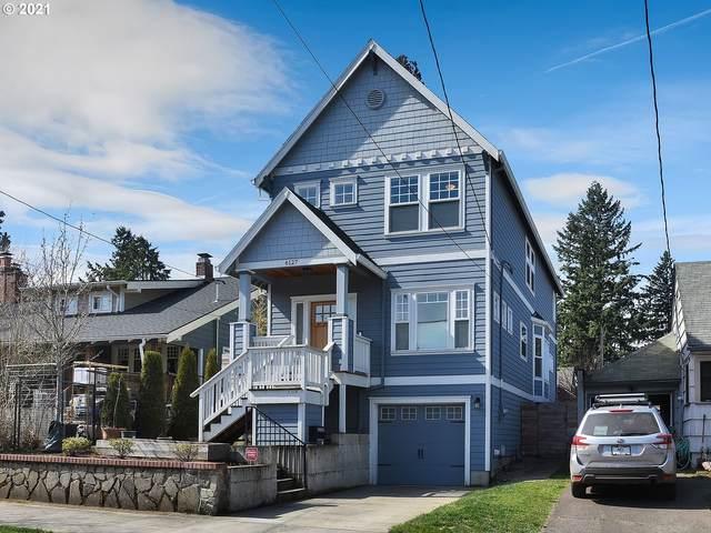 6127 NE 27TH Ave, Portland, OR 97211 (MLS #21569075) :: Stellar Realty Northwest