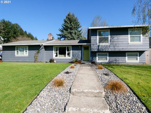 98 SW Hartley Ave, Gresham, OR 97030 (MLS #21569284) :: Fox Real Estate Group