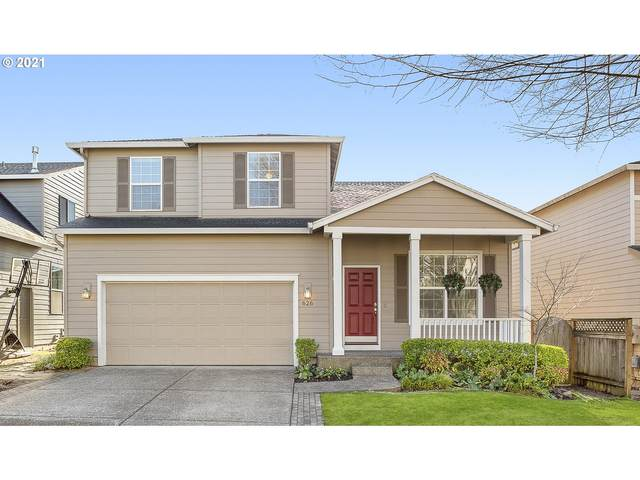 626 NW Tree Haven Dr, Hillsboro, OR 97124 (MLS #21569292) :: Townsend Jarvis Group Real Estate