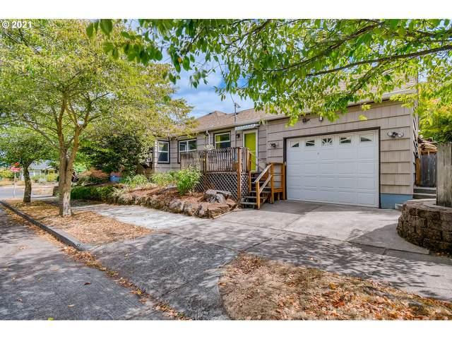 1706 NE Ainsworth St NE, Portland, OR 97211 (MLS #21569421) :: Townsend Jarvis Group Real Estate