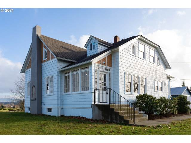 92257 Lewis And Clark Rd, Astoria, OR 97103 (MLS #21569605) :: Premiere Property Group LLC