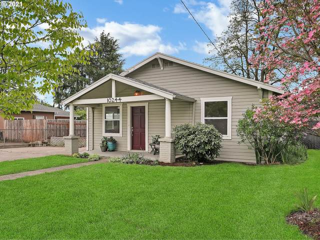 10244 SE Mitchell St, Portland, OR 97266 (MLS #21569624) :: Duncan Real Estate Group