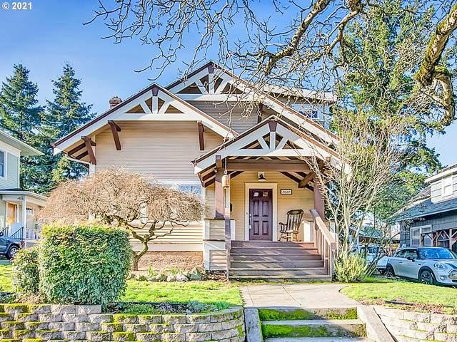 7027 N Moore Ave, Portland, OR 97217 (MLS #21569765) :: Stellar Realty Northwest