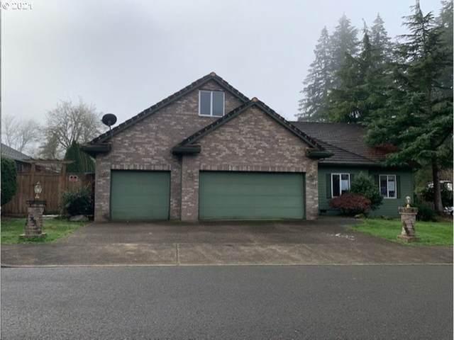 1833 N Teakwood St, Canby, OR 97013 (MLS #21569987) :: Fox Real Estate Group