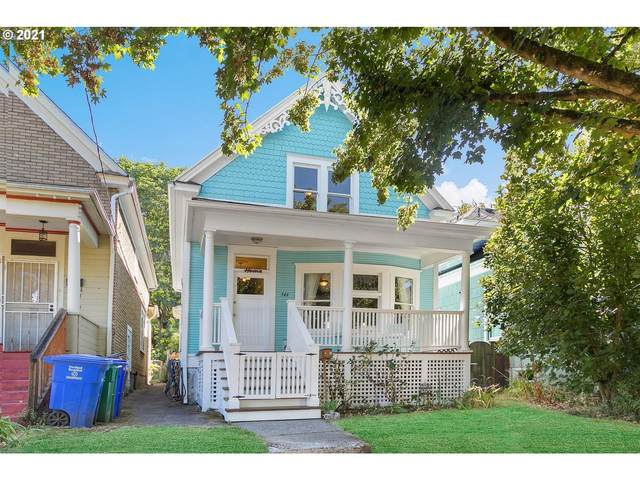544 NE Stanton St, Portland, OR 97212 (MLS #21570006) :: Next Home Realty Connection