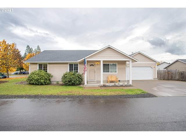 88054 Pine St, Veneta, OR 97487 (MLS #21570099) :: Fox Real Estate Group