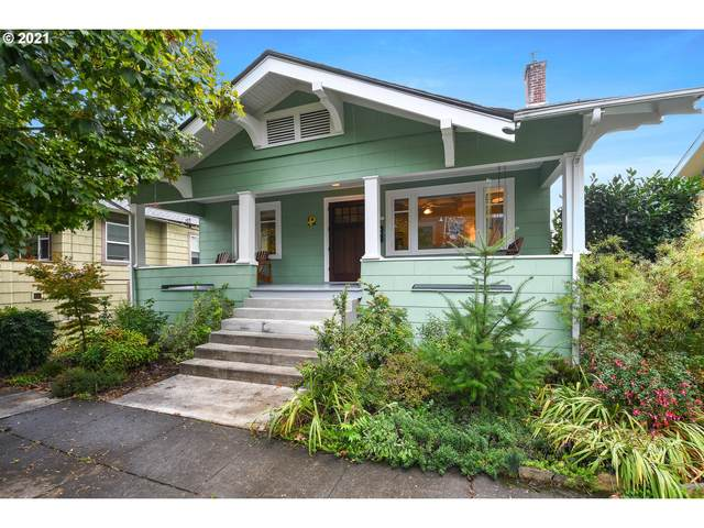 3610 SE Grant Ct, Portland, OR 97214 (MLS #21570162) :: The Haas Real Estate Team
