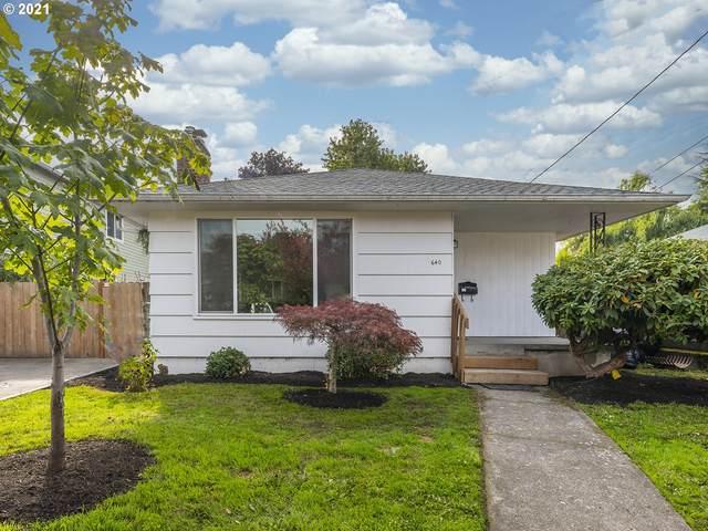 640 N Terry St, Portland, OR 97217 (MLS #21570412) :: Gustavo Group