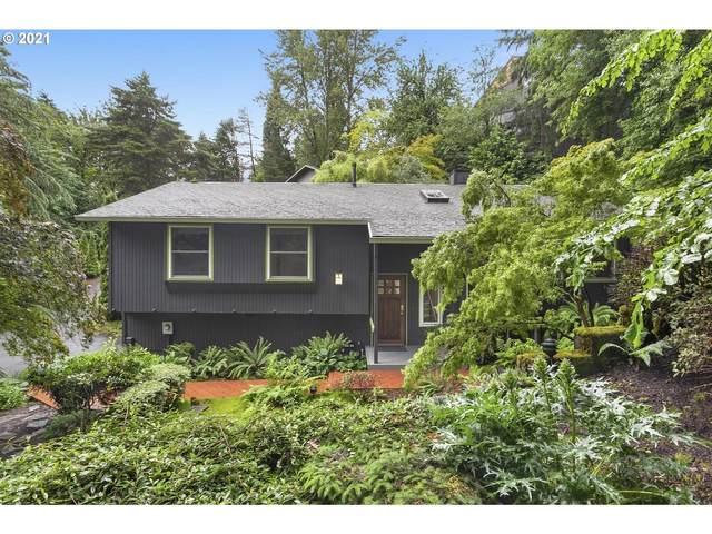 4856 SW Garden Home Rd, Portland, OR 97219 (MLS #21570512) :: Beach Loop Realty