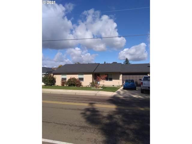 690 SE Tokay St, Winston, OR 97496 (MLS #21570852) :: Real Estate by Wesley