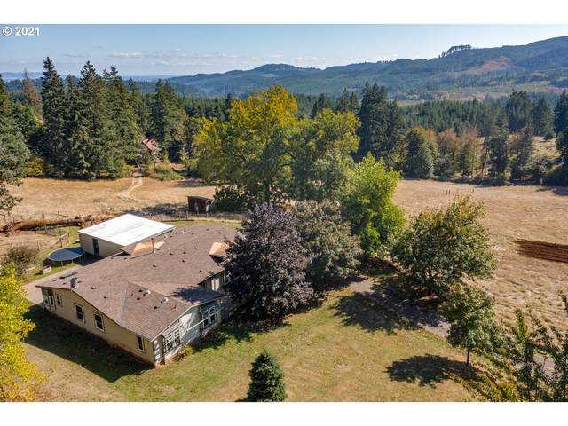 20282 NW Panther Creek Rd, Carlton, OR 97111 (MLS #21570945) :: Fox Real Estate Group